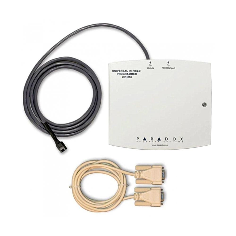 Programator universal portabil Paradox UIP-256 imagine spy-shop.ro 2021