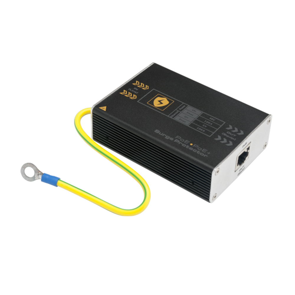Protectie la supratensiuni pentru cablul de retea - date PoE USP201POE imagine spy-shop.ro 2021