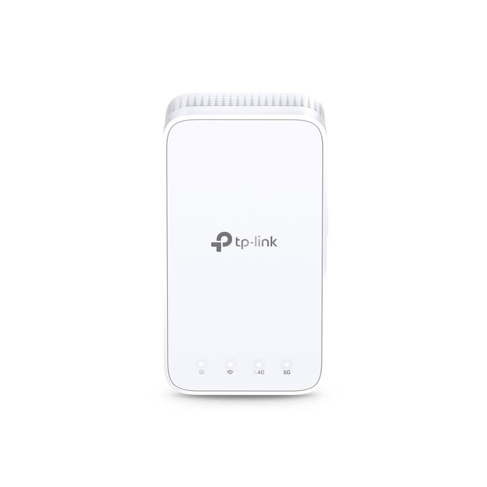 Range Extender wireless TP-Link RE300, 2.4/5.0 GHz, 1200 Mbps imagine spy-shop.ro 2021