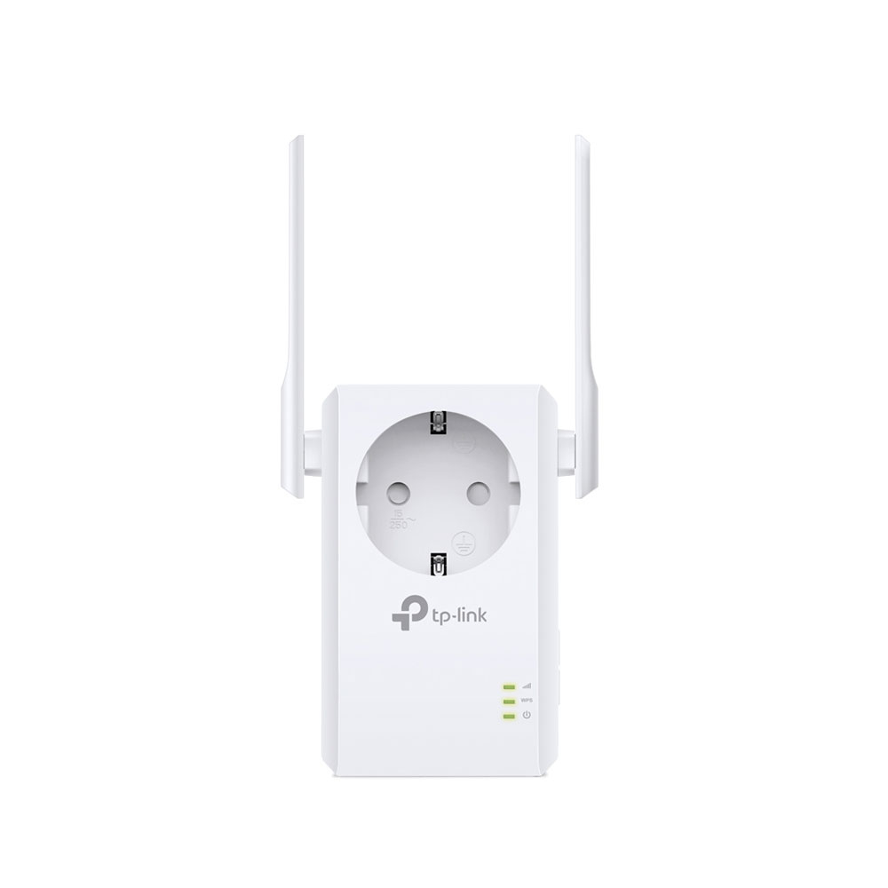 Range Extender wireless TP-Link TL-WA860RE, 1 port, 2.4 GHz, 300 Mbps, mod RE/AP imagine spy-shop.ro 2021