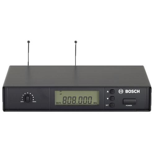 Receiver microfoane wireless Bosch MW1-RX-F4, 193 canale