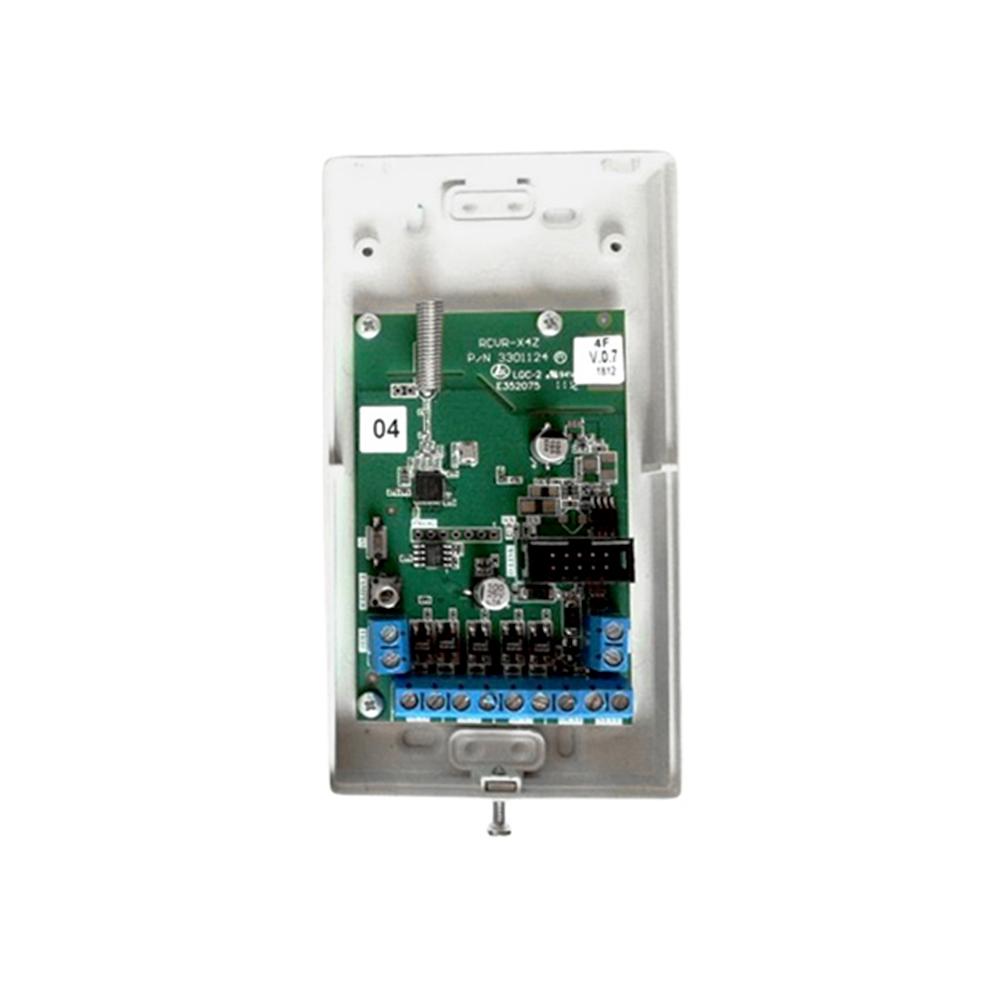Receptor pentru detectori DSC DSCR-4F imagine spy-shop.ro 2021