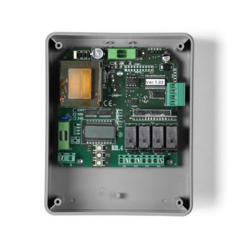 Receptor radio Beninca RR.4WBV, 4 canale, 433.92 MHz imagine spy-shop.ro 2021