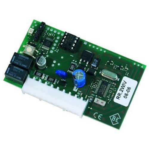 Receptor radio BENINCA RR.2WIV, 2 canale, 512 emitatoare imagine spy-shop.ro 2021