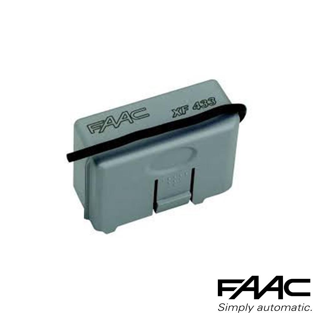 RECEPTOR RADIO XF FAAC 319006