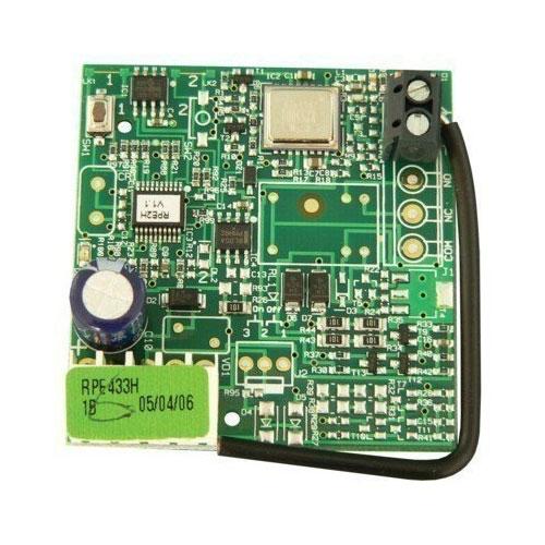 Receptor radio FAAC RP1 433 RC, 1 canal, cod saritor