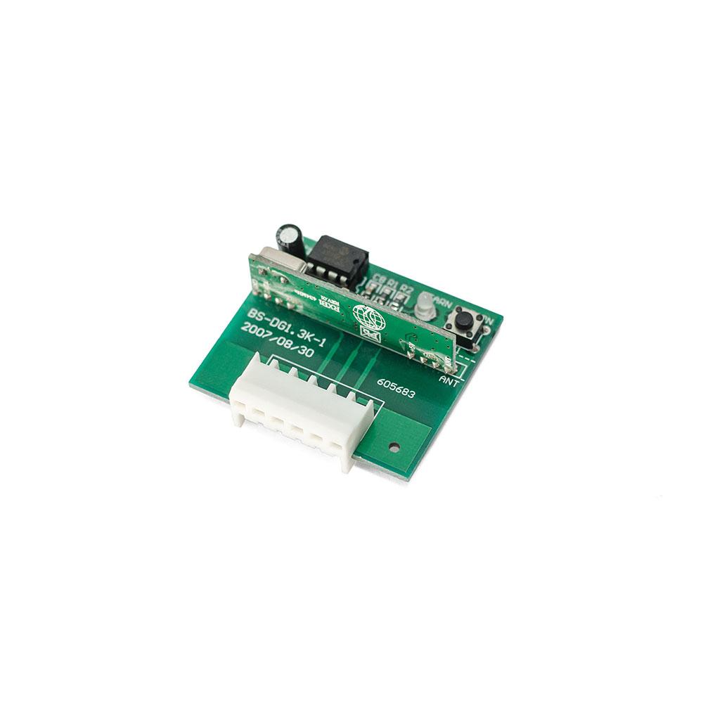 Receptor radio Motorline MR10, 30 emitatoare, 230 VAC imagine spy-shop.ro 2021
