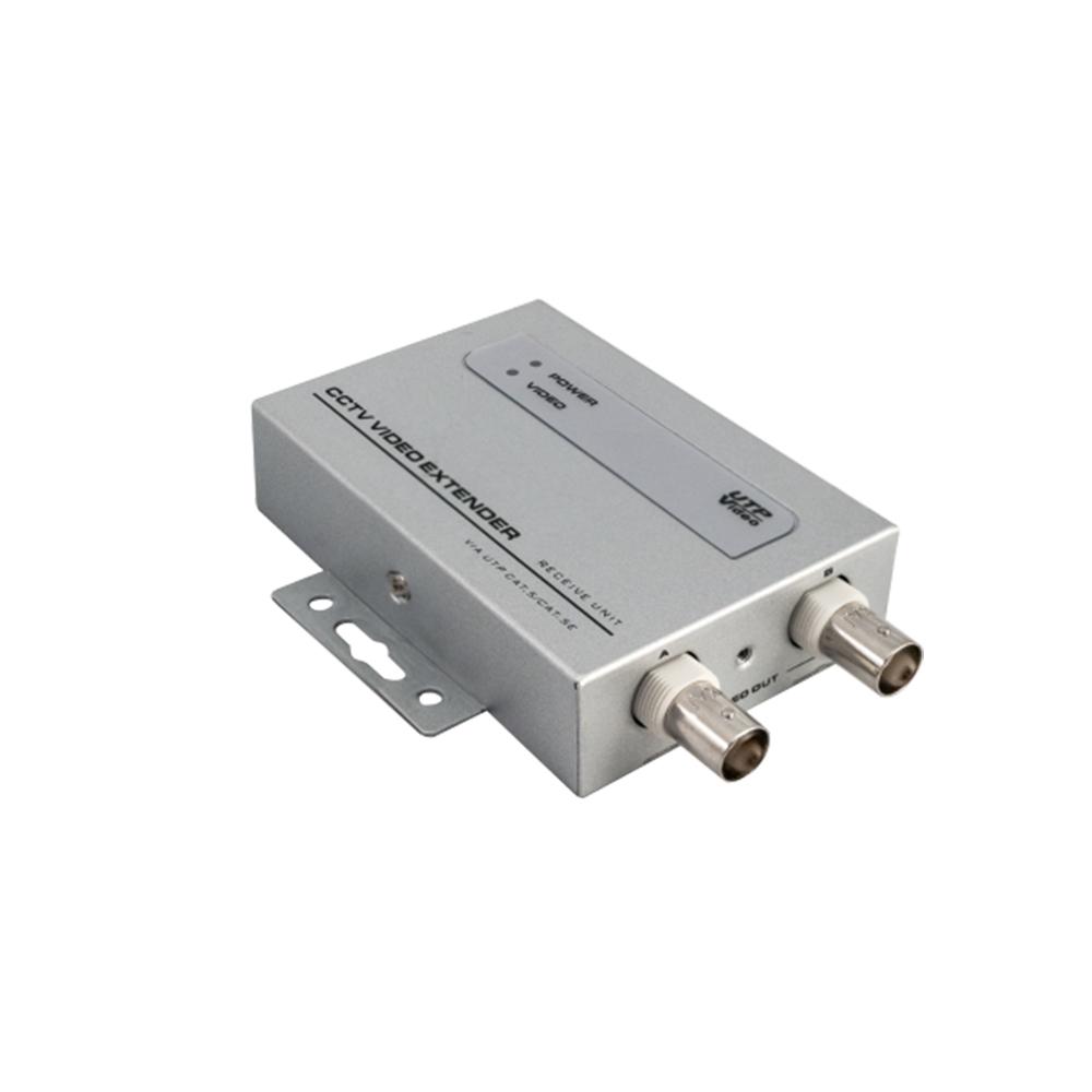 Receptor video activ UTP101AR, cablu UTP, imagine spy-shop.ro 2021