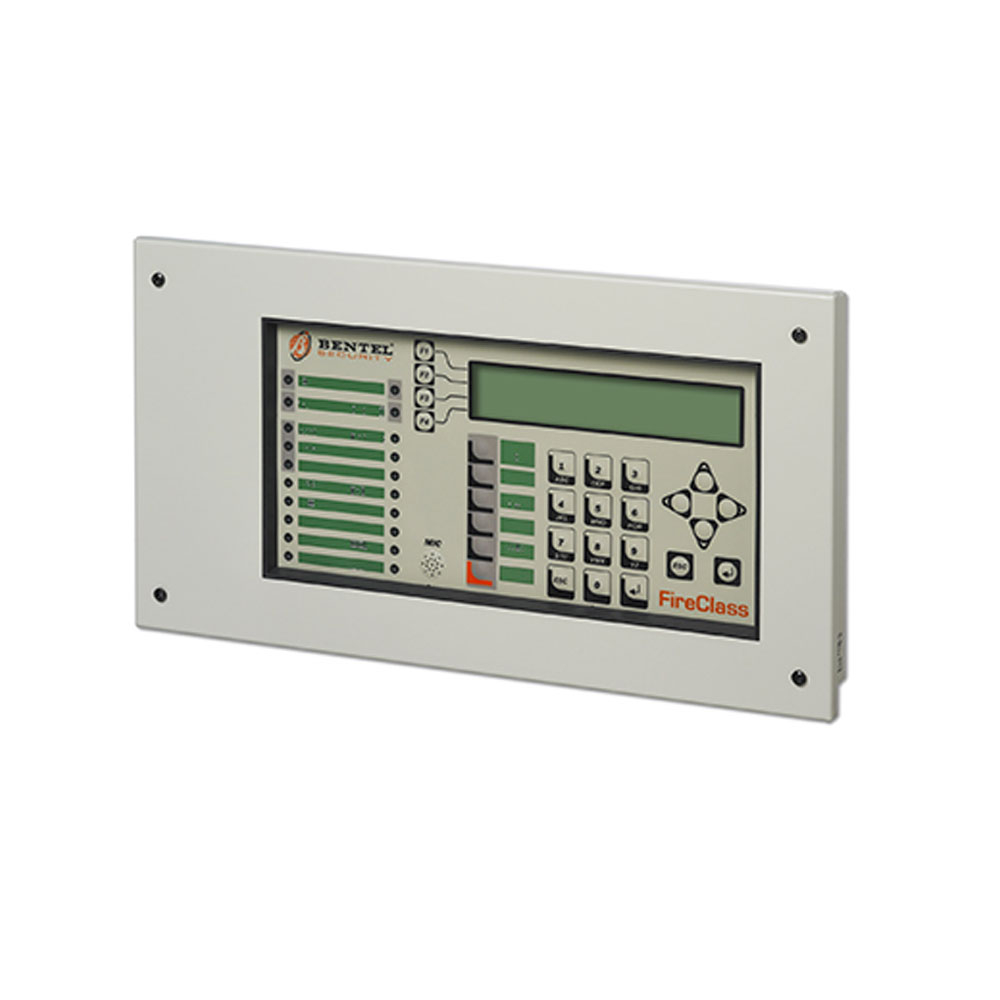 Repetor cu afisaj LCD Bentel FC50XREP, 4 fire prin RS485, max 8/retea, compatibil FC503/FC506 imagine spy-shop.ro 2021