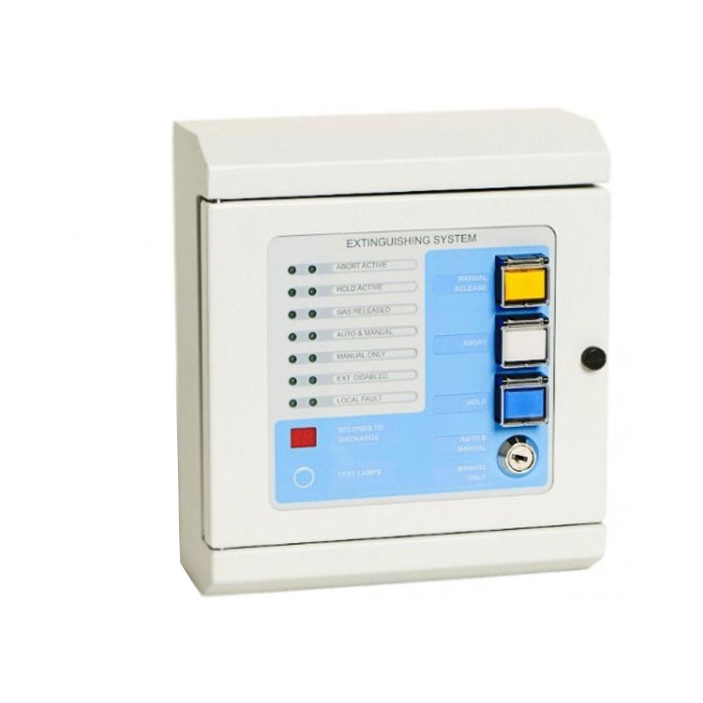 Repetor pentru centrala de stingere FireClass Prescient3SLU, conectare RS485