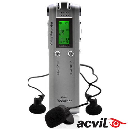 Imagine indisponibila pentru REPORTOFON DIGITAL ACVIL 4GB JOURNALIST EDITION