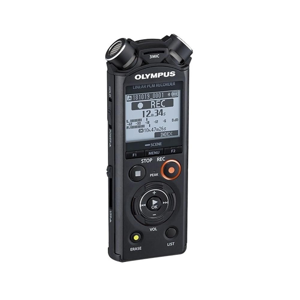 Reportofon digital profesional Olympus, Tresmic, 8 GB, FLAC, Bluetooth imagine spy-shop.ro 2021