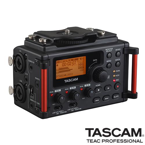REPORTOFON DIGITAL PROFESIONAL TASCAM DR-60DMK2