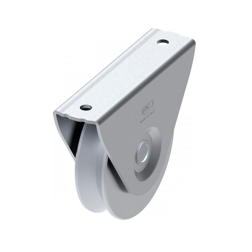 Rola aparenta zincata cu profil V poarta culisanta FAC COD 101 imagine spy-shop.ro 2021