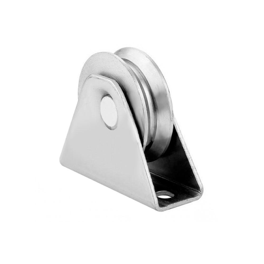 Rola zincata cu profil U pentru porti culisante Stift 25-1070U/1 imagine spy-shop.ro 2021