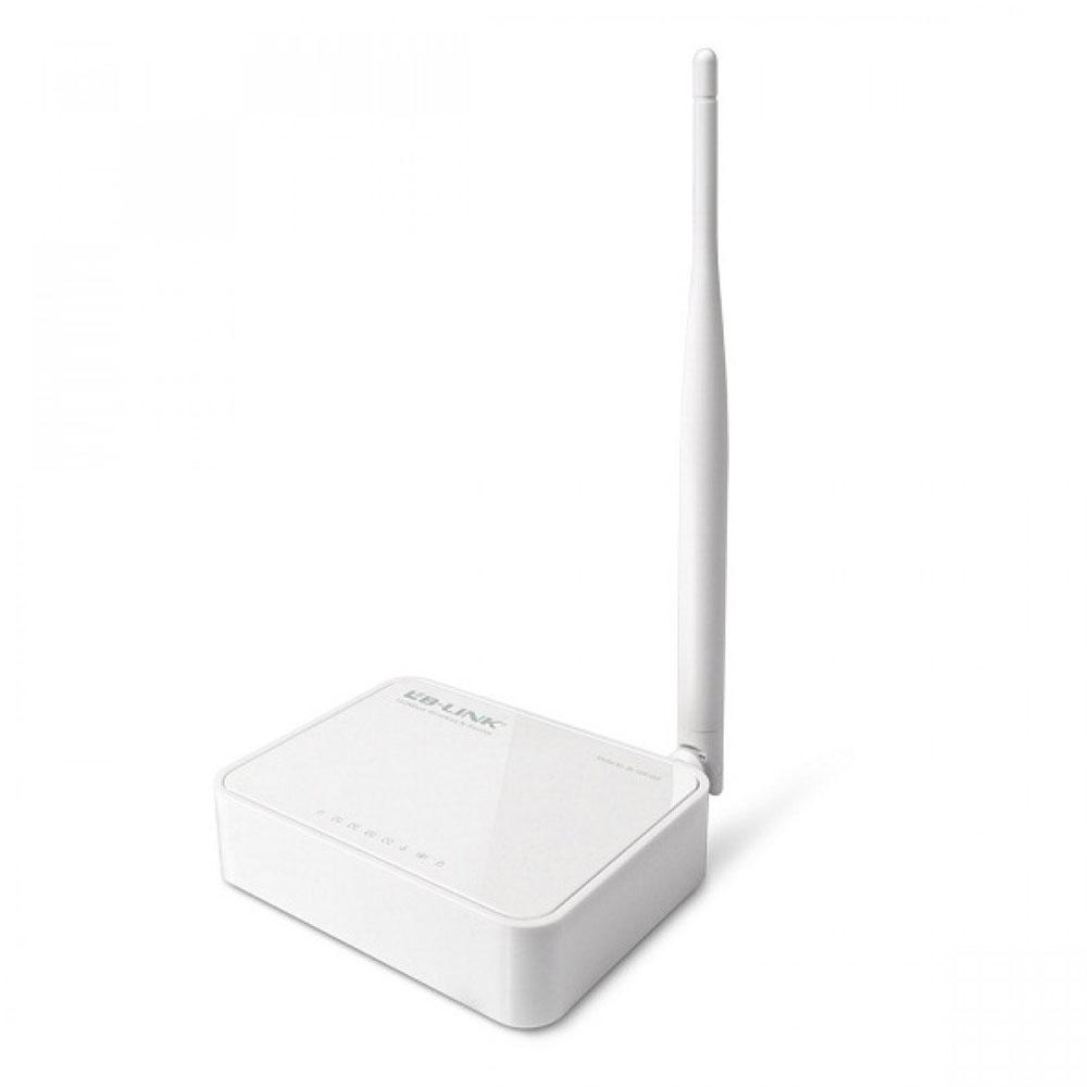 Router wireless B-Link BL-WR1000, 150 Mbps, 4 porturi imagine spy-shop.ro 2021