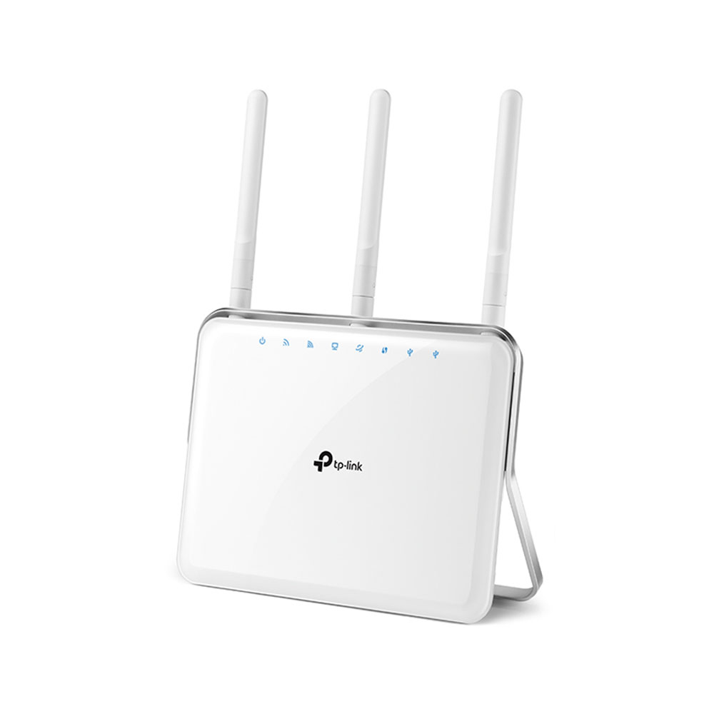 Router wireless Gigabit Dual Band TP-Link ARCHER C9, 5 porturi, 1900 Mbps