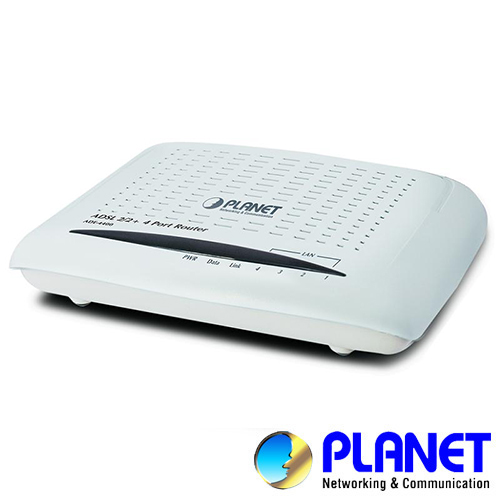 ROUTER WIRELESS PLANET ADE-4400A