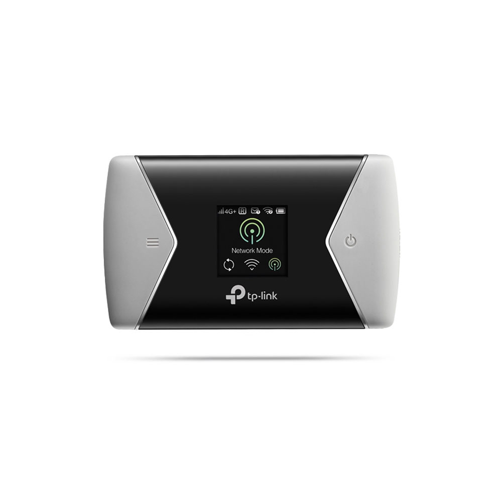 Router wireless portabil Dual Band TP-Link M7450, 300 Mbps, GSM 4G/LTE imagine spy-shop.ro 2021