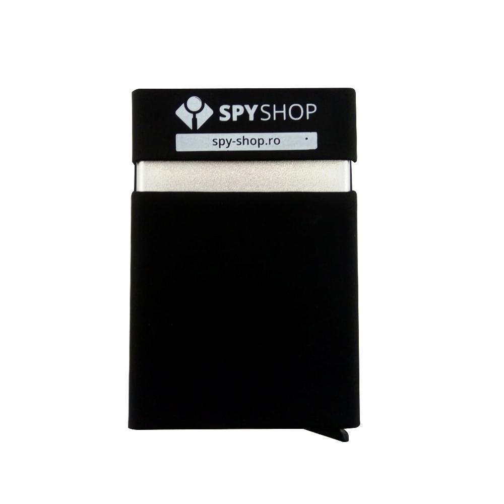 Port card bancar cu protectie antifurt RFID SC-1603