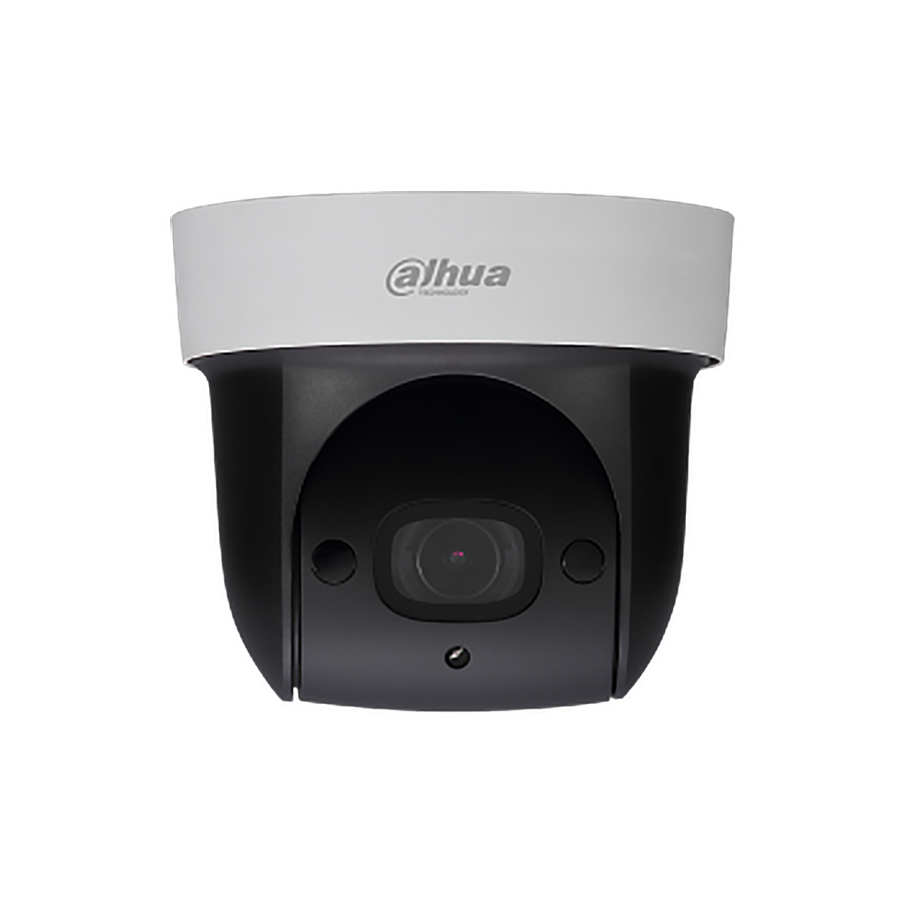 Camera de supraveghere IP wireless Dahua Starlight SD29204UE-GN-W, 2 MP, IR 30 m, 2.7 - 11 mm, microfon imagine spy-shop.ro 2021