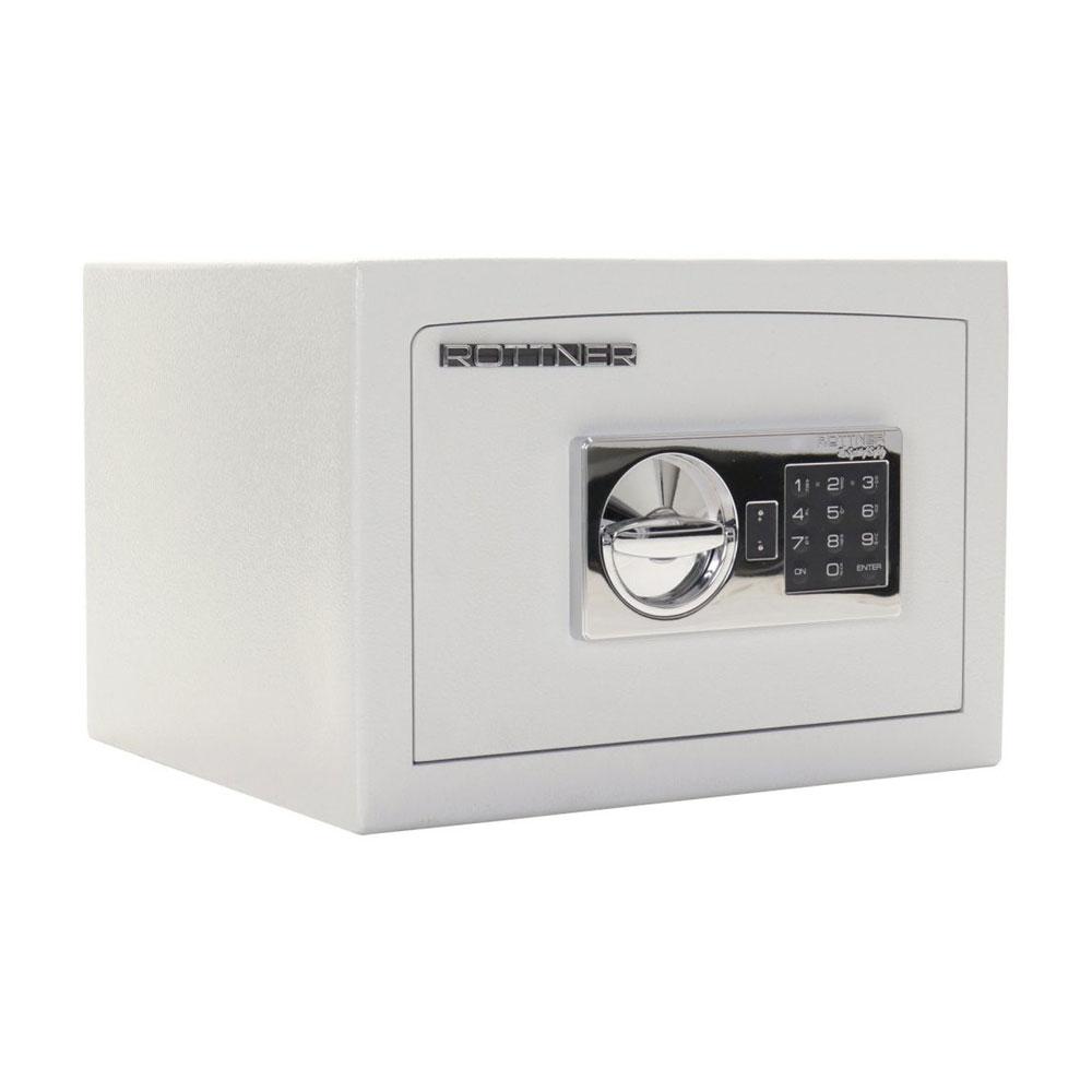 Seif anti-efractie Rottner Fifty EN1 EL T06375, incuietoare electronica, 44 Kg