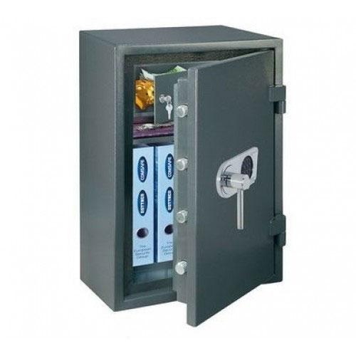 Seif antiefractie si antifoc ROTTNER ATLASEN-1EL T05665, cirfru electronic, 160 Kg imagine spy-shop.ro 2021