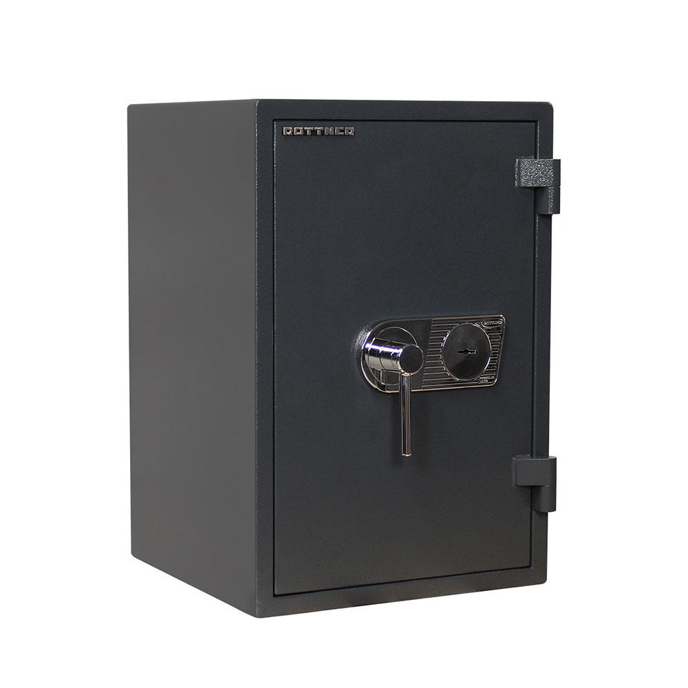 Seif antiefractie si antifoc ROTTNER Atlas-1 ALB T05986, 176 Kg imagine spy-shop.ro 2021