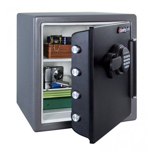 Seif antifoc ROTTNER SENTRY FIRE-DATA T05519, 40 Kg imagine spy-shop.ro 2021