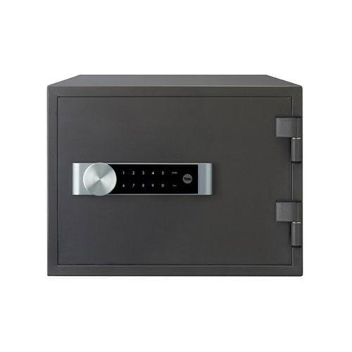 Seif mediu rezistent la foc YALE YFM/352/FG2/B, negru, metal imagine spy-shop.ro 2021