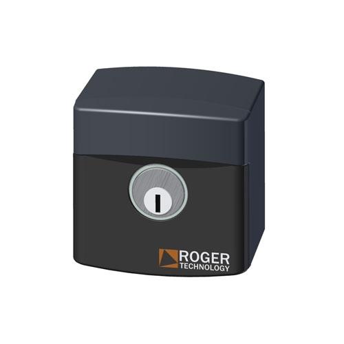 Selector cu cheie Roger Technology R85/60ES, IP 54