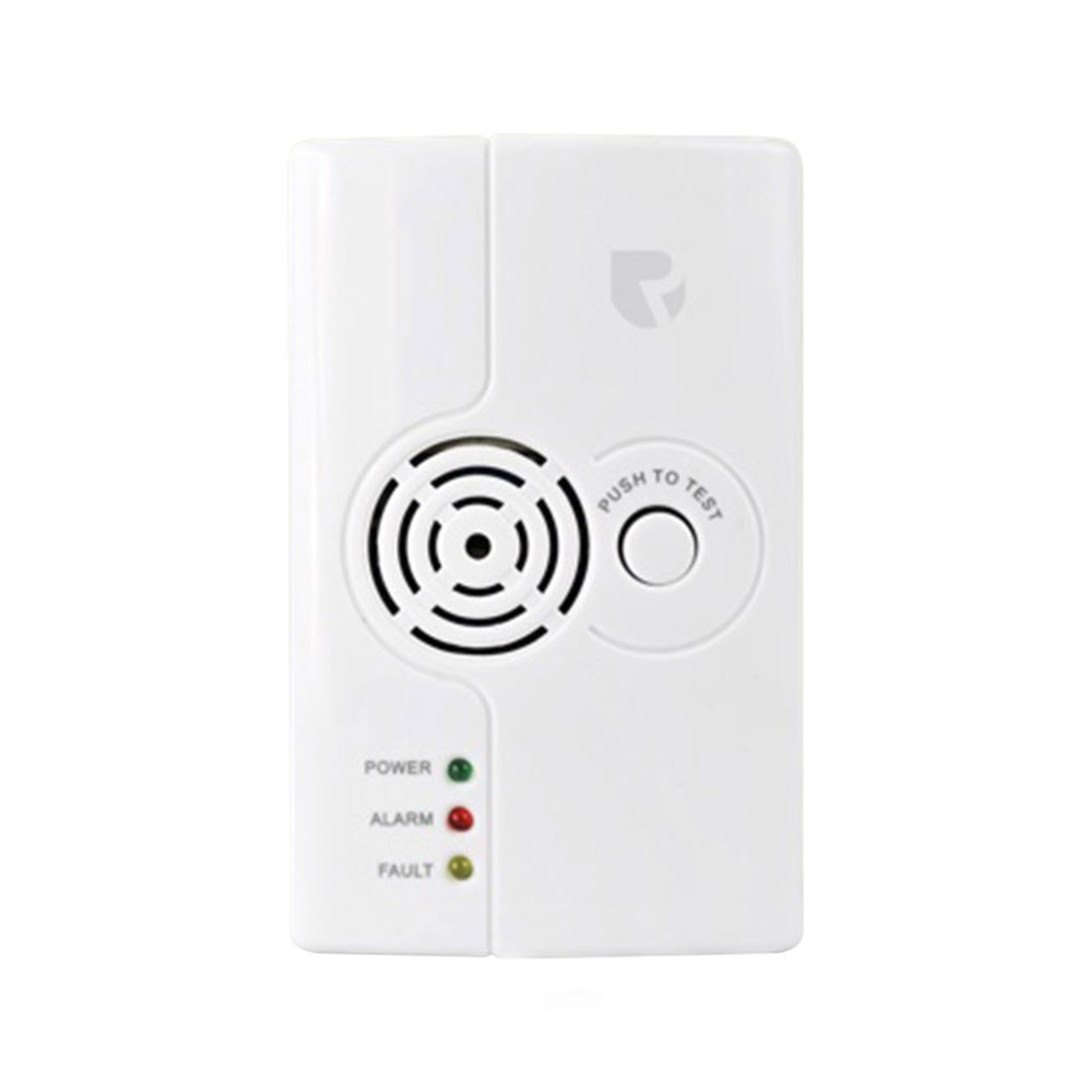 Senzor de gaz wireless DinsafeR DQG03B, sirena incorporata, indicator LED, 433.92 MHz
