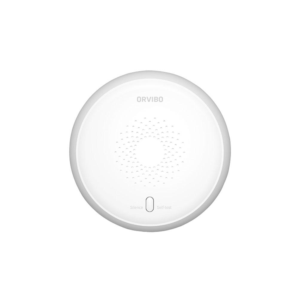 Senzor smart de fum Orvibo SF30, Zigbee, control de pe telefon imagine spy-shop.ro 2021