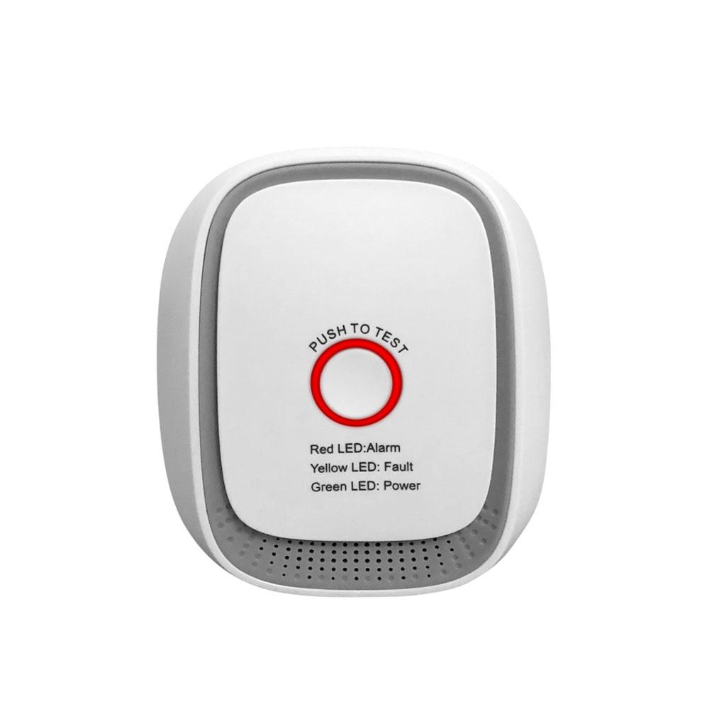 Senzor Wi-Fi de gaz Orvibo SG21, protocol ZigBee, indicator LED, 2.4 GHz imagine spy-shop.ro 2021