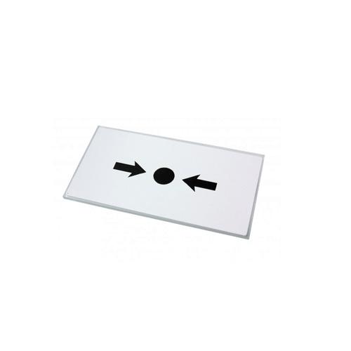 Set 10 geamuri butoane de incendiu KAC KG1-10 imagine spy-shop.ro 2021