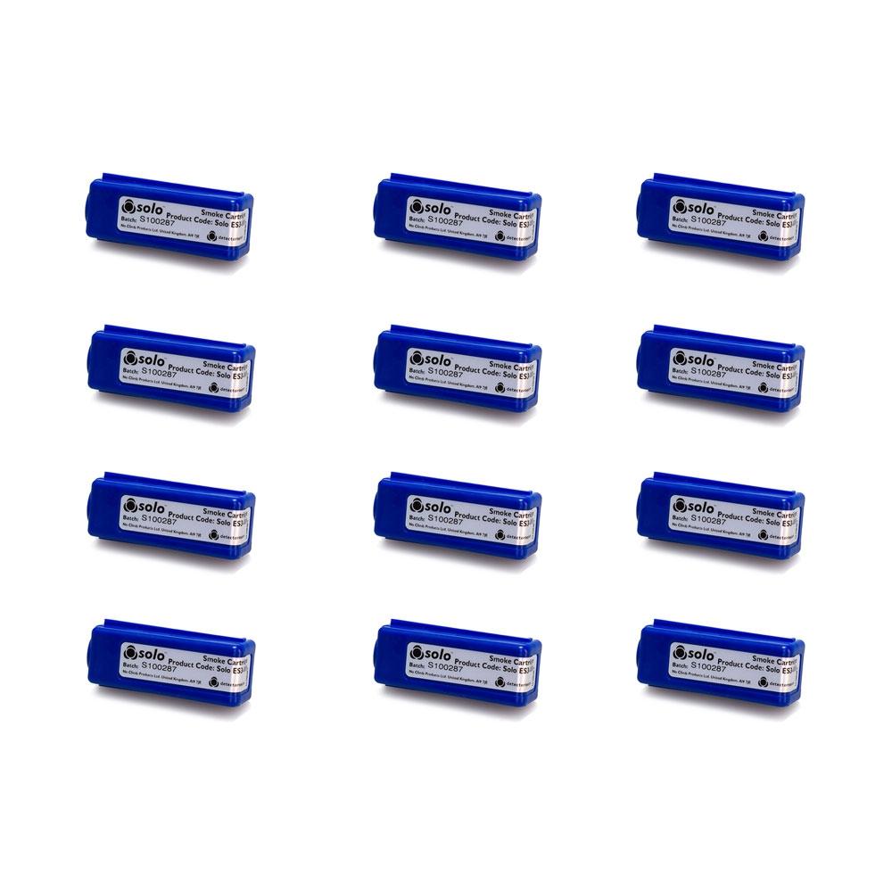 Set 12 capsule de fum pentru SOLO 365 ES3-12PACK-001 imagine spy-shop.ro 2021