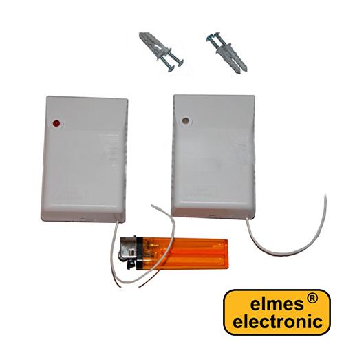 SET EMITATOR RECEPTOR CU 4 CANALE ELMES RP 501 imagine spy-shop.ro 2021