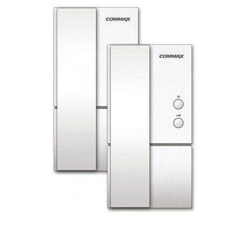 Set interfon Commax DP-LA01M/S, 150 m, aparent, 240 V imagine spy-shop.ro 2021