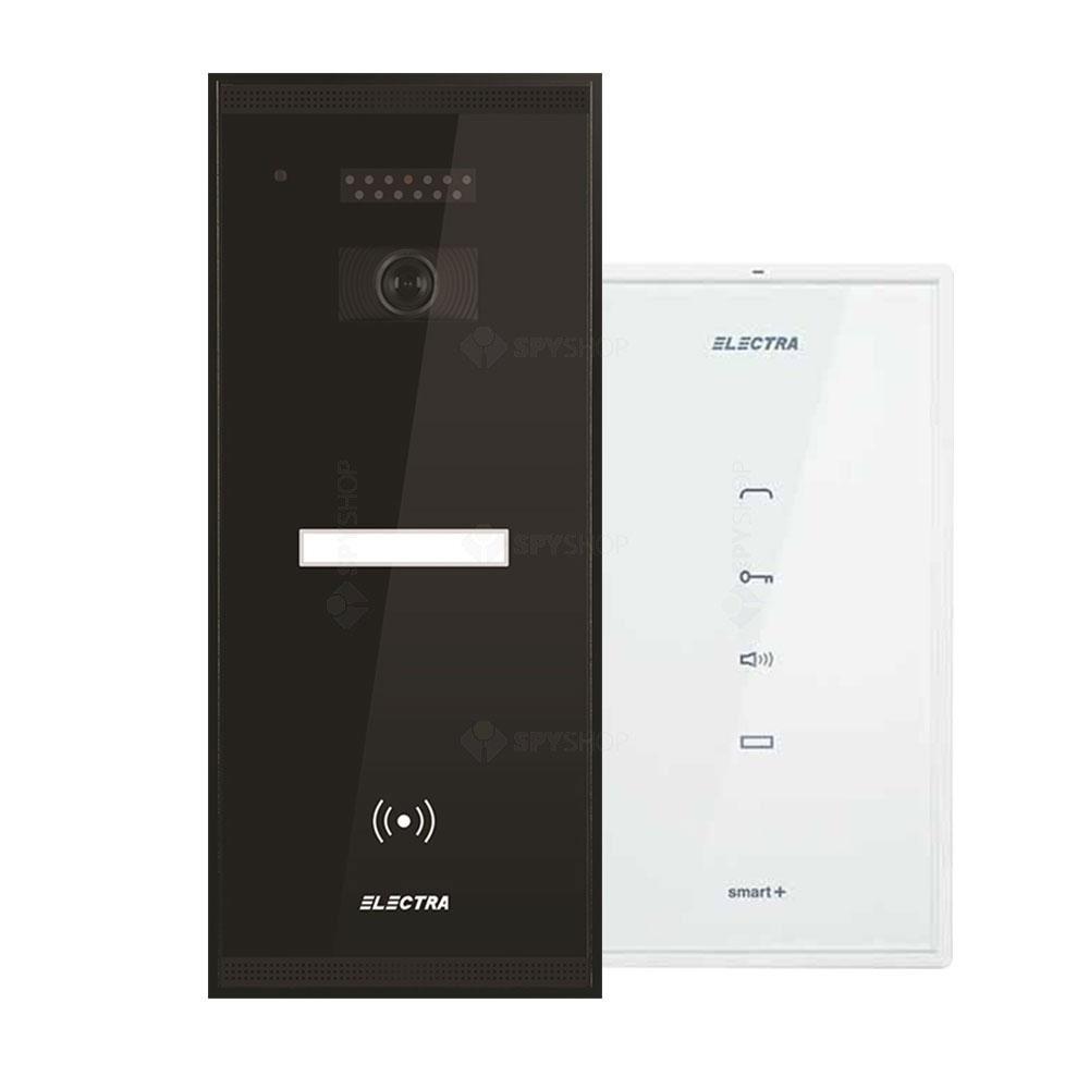 Kit interfon Electra Smart INT-ELEC-04, 1 familie