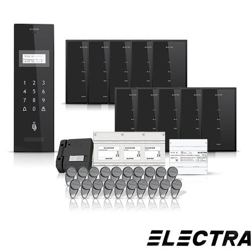 SET INTERFON PENTRU BLOC ELECTRA SMART INT-ELEC-20