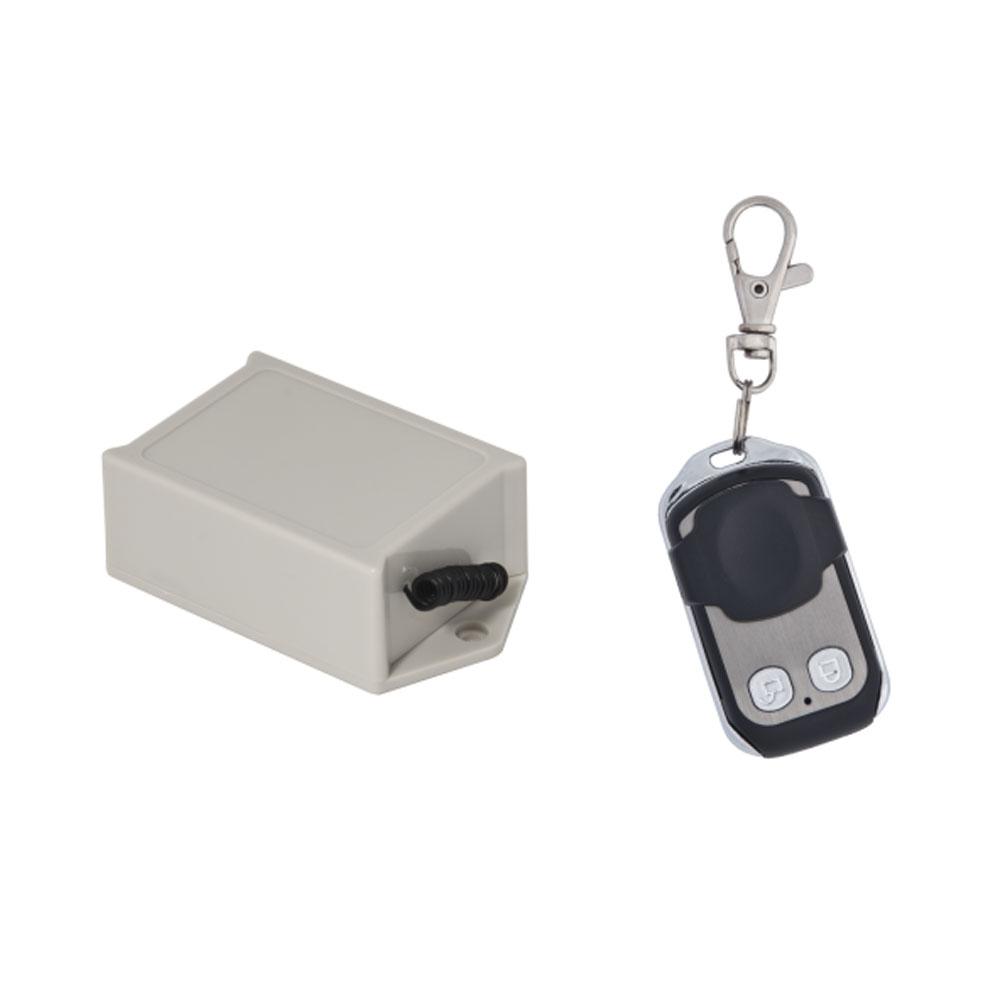 Set radiocomanda cu cod fix WBK-401-2-12, 2 relee, 60 m, 30 utilizatori imagine spy-shop.ro 2021