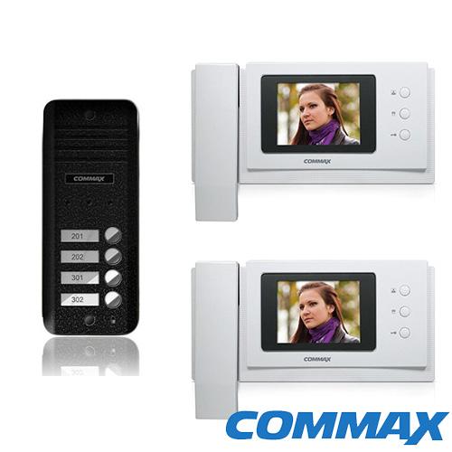 SET VIDEOINTERFON COMMAX CNM-2F