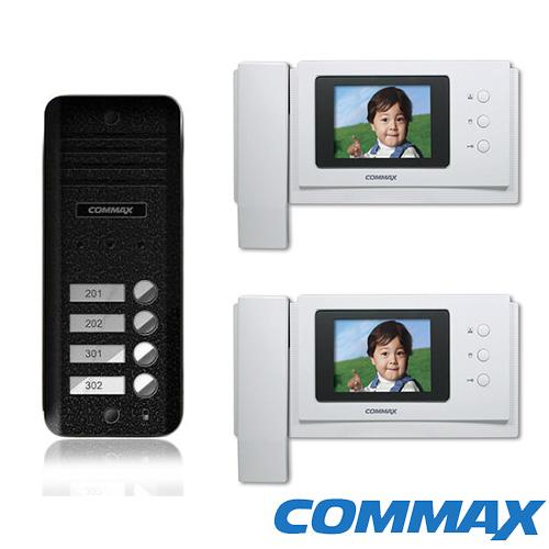 SET VIDEOINTERFON COMMAX KIT CN-2F