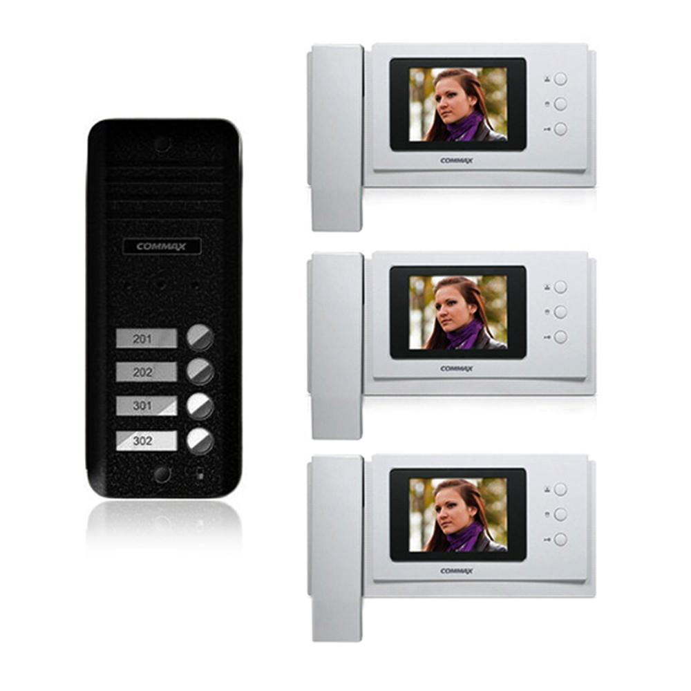 Set videointerfon Commax KIT CNM-3F