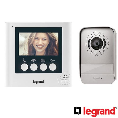 SET VIDEOINTERFON LEGRAND 369110