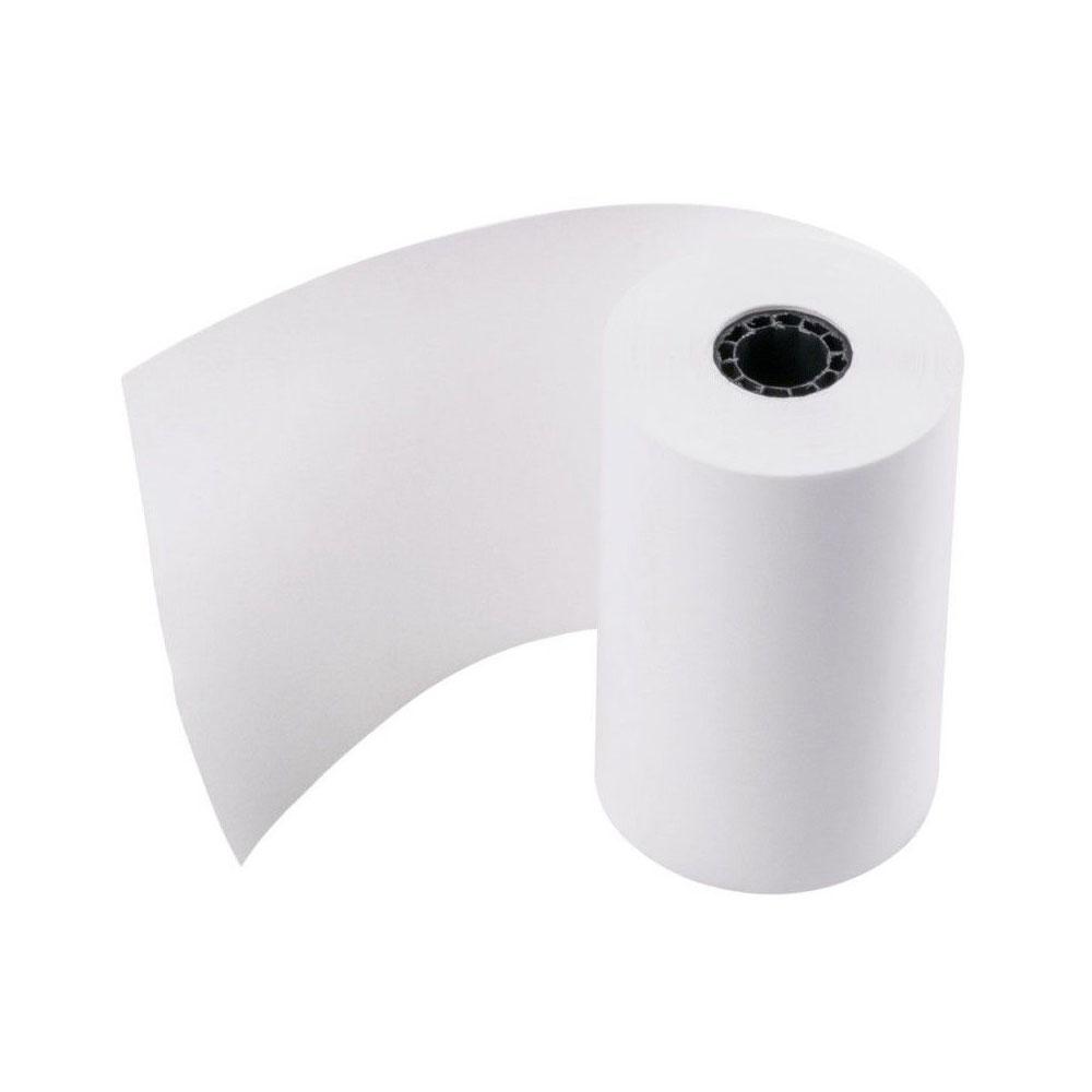 Set 20 role de hartie termica Kentec KB2869, 57 mm, incarcare in spate imagine