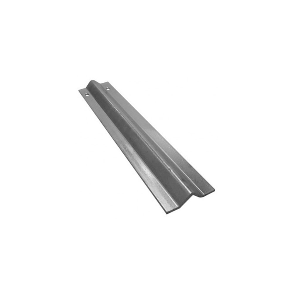 Sina cu profil V pentru porti culisante Stift 25-017/5.8M, otel galvanizat, 5.8 m