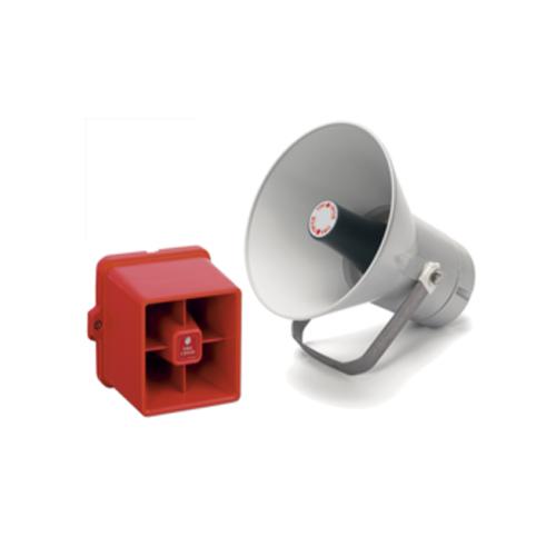 SIRENA ADRESABILA FIRE-CRYER PLUS VIMPEX FC3/B/R/0/