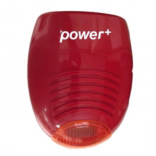 Sirena incendiu de exterior cu flash AMC PSR/24, 110 dB, 10 W, 24 V DC imagine spy-shop.ro 2021