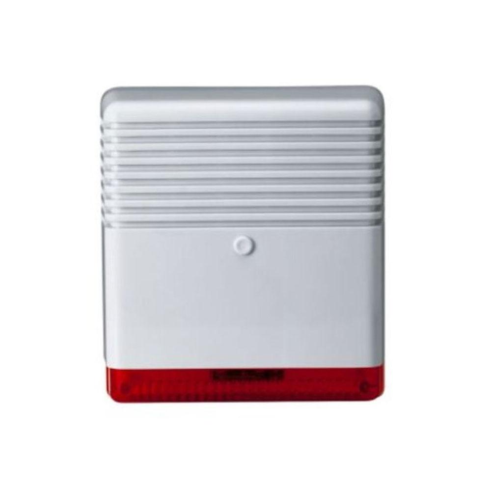 Sirena de exterior cu flash Paradox SIR/PLL, 110 dB, tamper imagine spy-shop.ro 2021